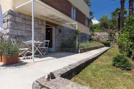 Studio in Opatija center sea view - Opatija
