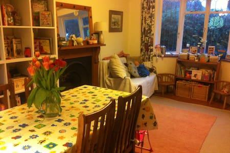 Classic family home,beautifulgarden - Warsash - Hus