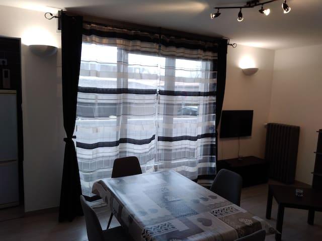 Très bel appartement à proximité du Centre de Metz