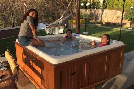 Quinta Nirvana Rancho San Diego Ixtapan de la Sal