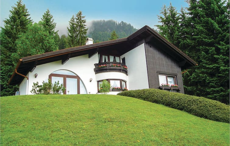 Holiday apartment with 1 bedroom on 40m² in Wängle