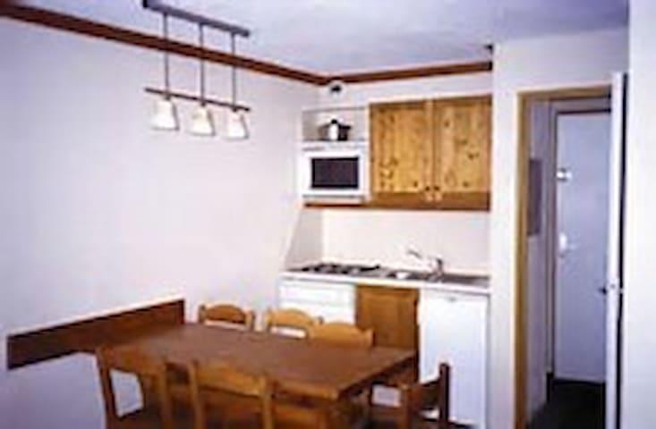 studio les menuires - Saint-Martin-de-Belleville - Apartemen