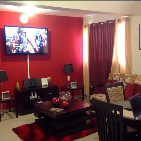Loaded 2 bedroom Apartment Pool Rm. - Santiago De Los Caballeros - Lejlighed