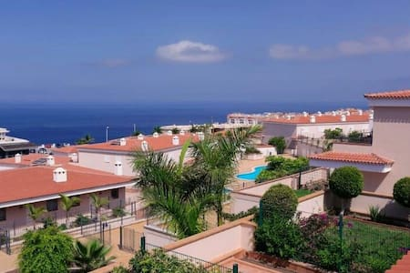 New townhouse next to the beach. - Playa de la Arena