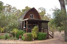 Cedar Loft Cabin