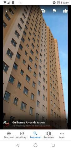 Ap moderno do lado do Arena Corinthians e Hospital