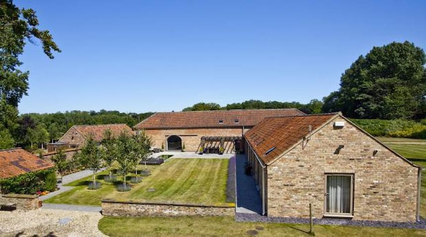 Wow Factor in The Wolds - Barnoldby le Beck - Haus