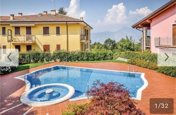 In Holiday Resort with Pool - Le Fontane