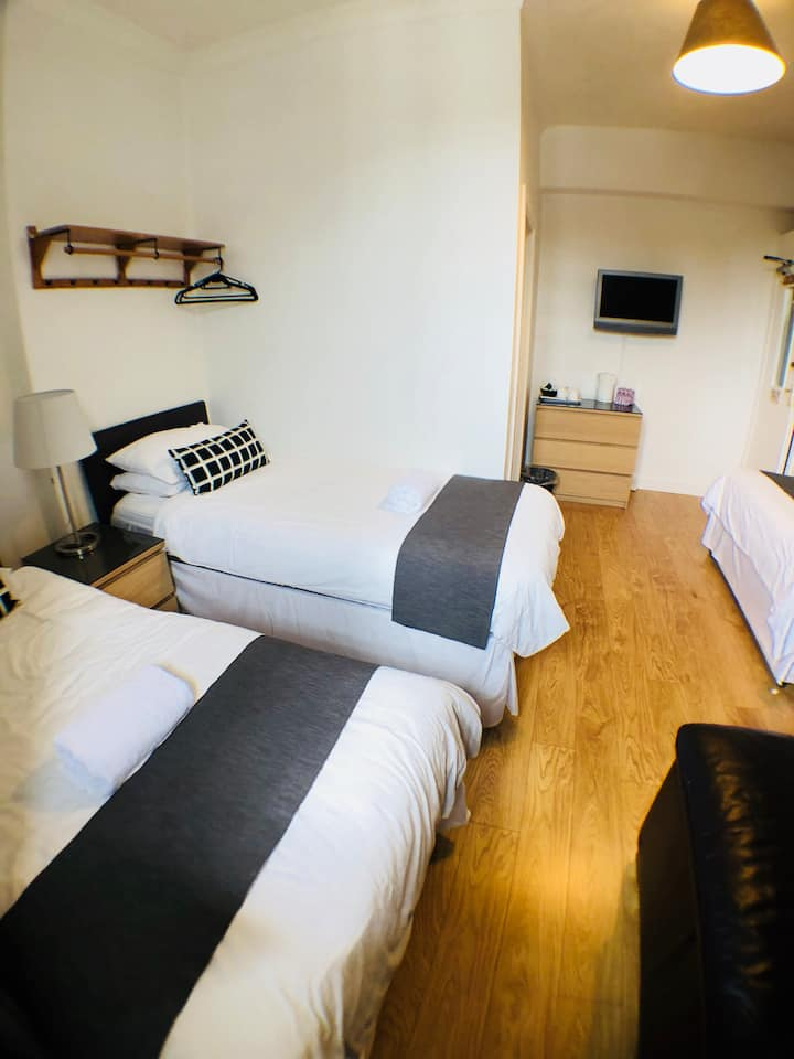 Twin/double Ensuite room Roath ❣️Cardiff