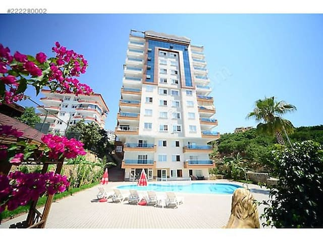 Rent Apartment in Alanya - Alanya - Apartemen