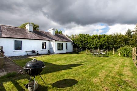 Hare Cottage - an idyllic Irish hillside retreat