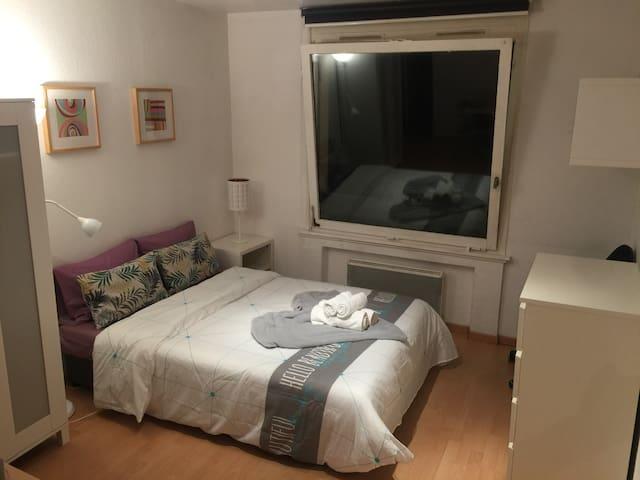 Studio cozy à Petite France