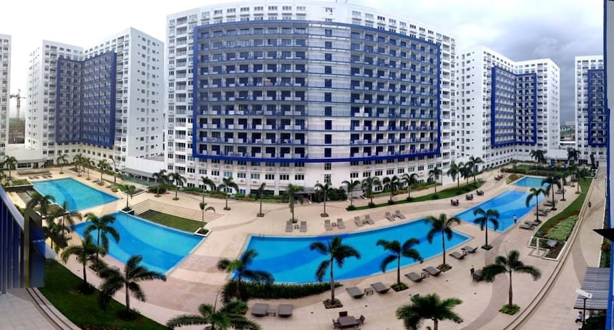 CONDO UNIT NEAR MALL OF ASIA - Manila - Apartamento