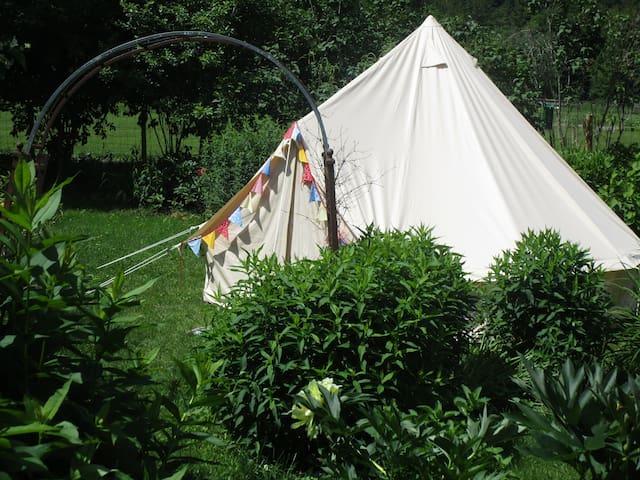 Glamping Garden Tent
