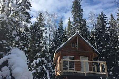 Snowberry Cabin - Golden
