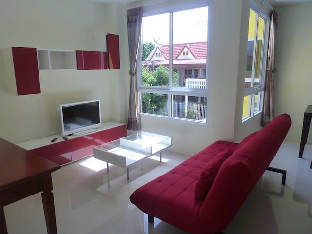 Apartment 2 - Tambon Nai Mueang - Appartement