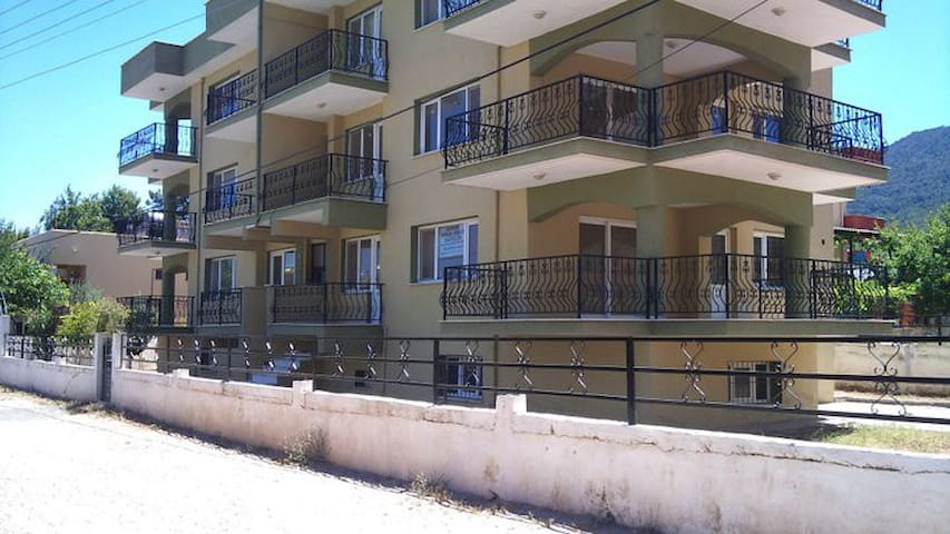 super dejlig lejlighed - güzelcamli - Apartmen
