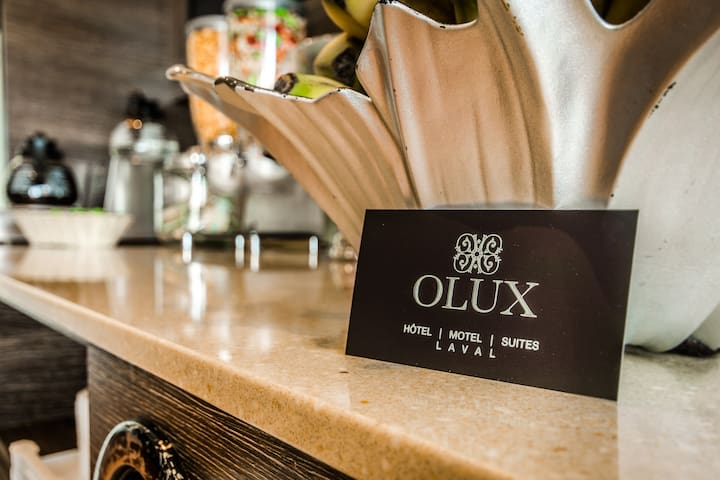OLUX HOTEL MOTEL SUITES ( DELUXE - SMOKING)