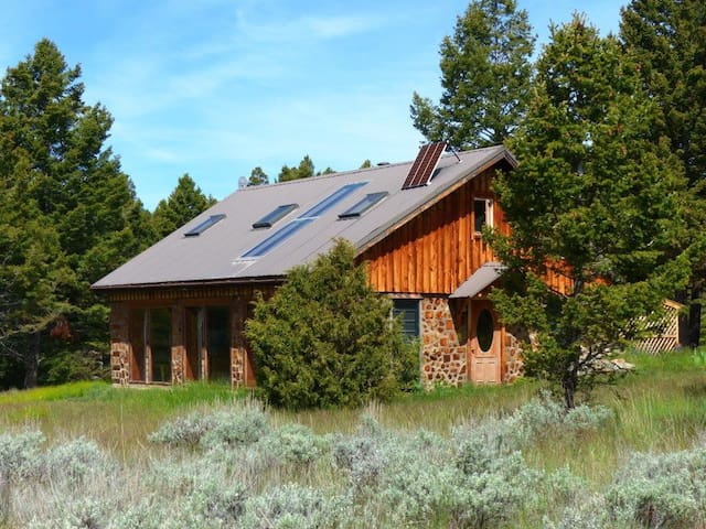 Sage Mountain Center Guest House