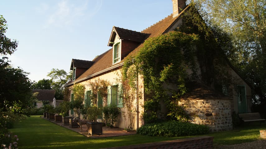 La Duchaylatière entre Beauce et Perche - Lanneray - Ev
