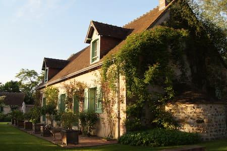 La Duchaylatière entre Beauce et Perche - Lanneray