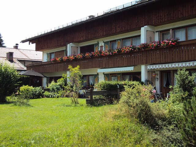Mountain view apartment - Rottach-Egern - Apartment