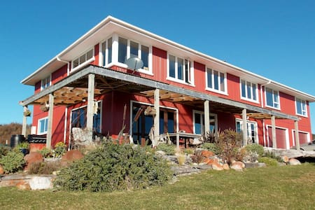 Blue Spur Farmstay - Eco-home - Arahura Valley