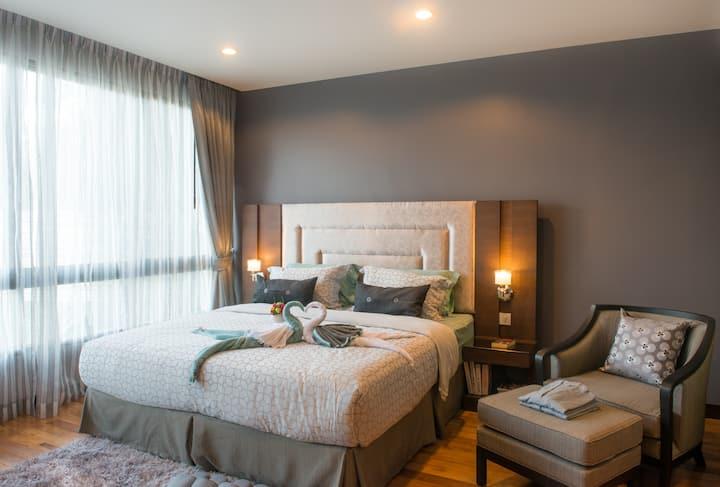 2 BDR Apartment 5 Min Drive to Bangtao Beach