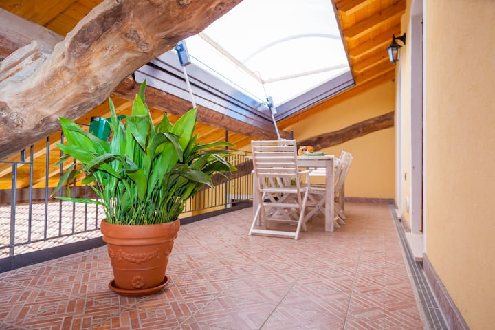 Village life Italian style! - Capriano del Colle - Appartement