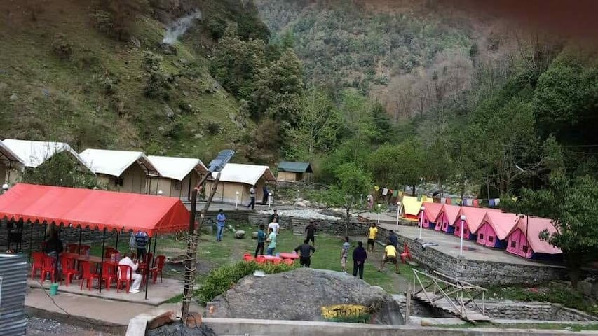 STONE AGE CAMP SITE BAROT
