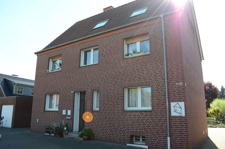 Schöne 75 m² Ferienwohnung - Sendenhorst - Apartment