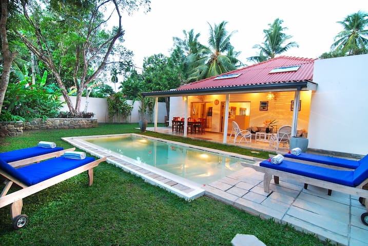 Temple House - Close to Beach - Galle - House