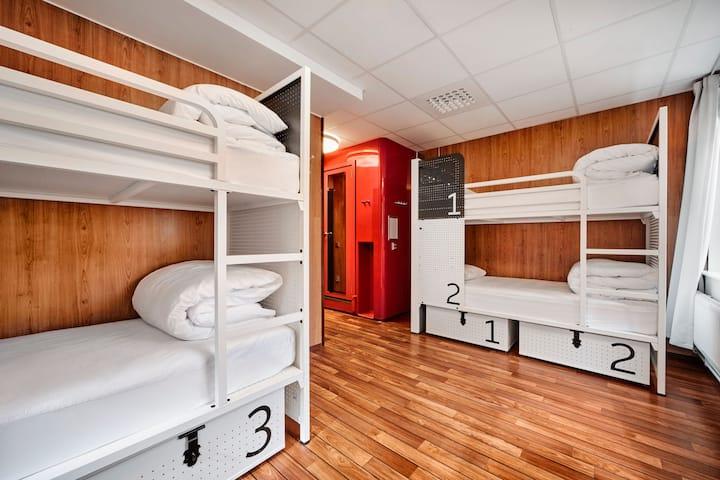 Generator - Bed in 4-bed Dorm