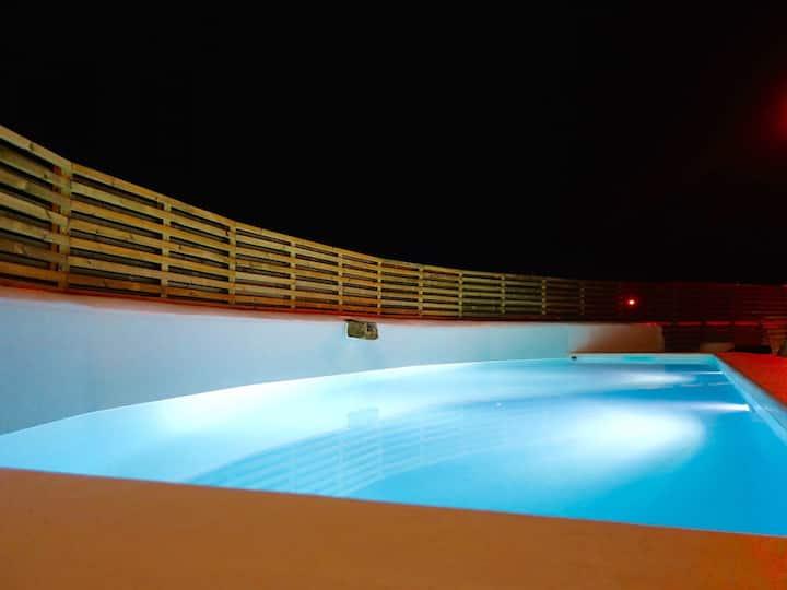 Casas de Seixe . Nascente House - Alentejo's coast