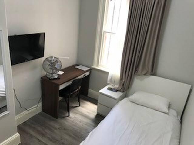 Attractive En-Suite Single Room (#8)