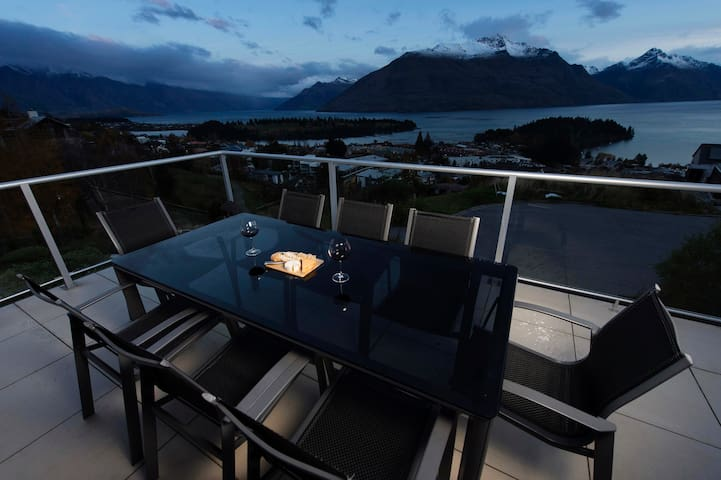 Alpen View Luxury Villa - central