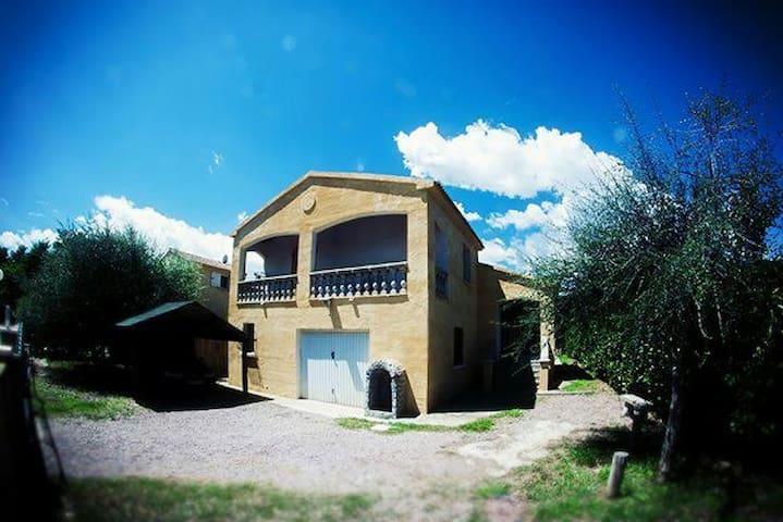 Grande villa, plage à pieds - Santa-Lucia-di-Moriani - House