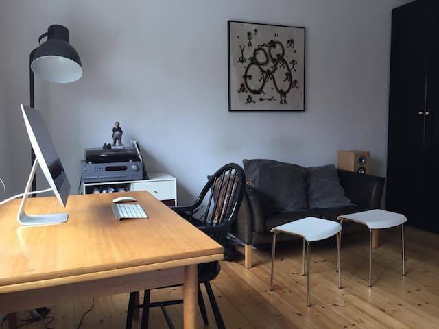 Cozy apartment in Copgenhagen - København - Flat