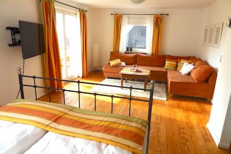 Wohnung nahe Heidelberg & Uniklinik - Appartamento