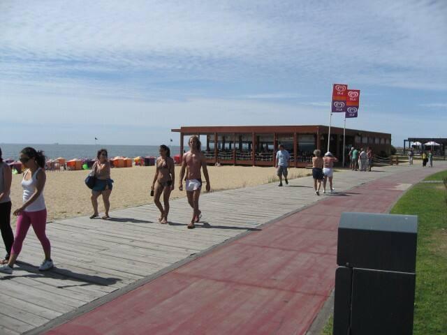 exterior  beach front