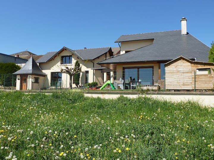 Villa Contemporaine 235m²