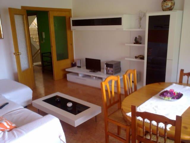 Apartment in Benicassim. Voramar beach