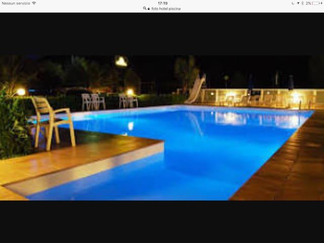 VILLA con piscina - Trapani - Casa de camp