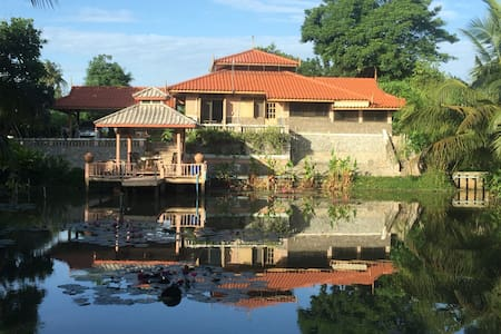 Burin's Private Resort & Home Stay - Kampangsan - Βίλα