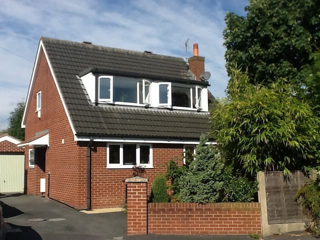 Delightful & modern detached house. - Croston - Casa