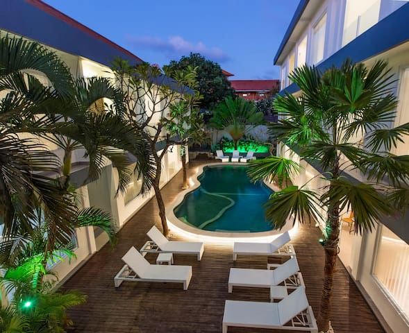 Coast Boutique Apartments - Kuta - Lägenhet