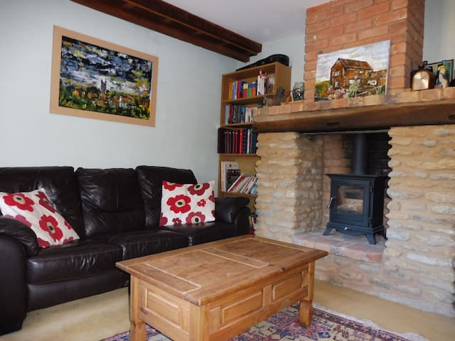Exclusive use of your own sitting room