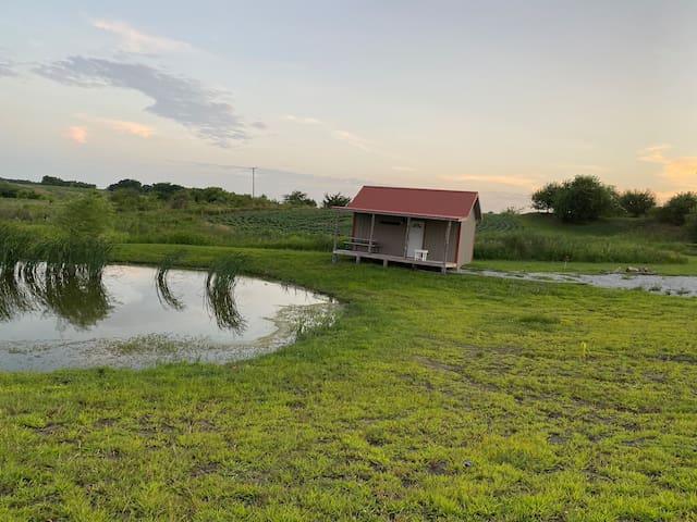 Peaceful Cabin Near Harrison Co. Lake #2
