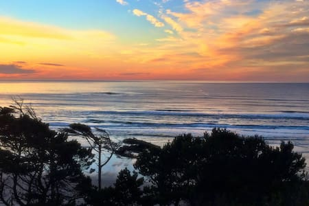 Oceanfront in Newport! Pet friendly - Lincoln County