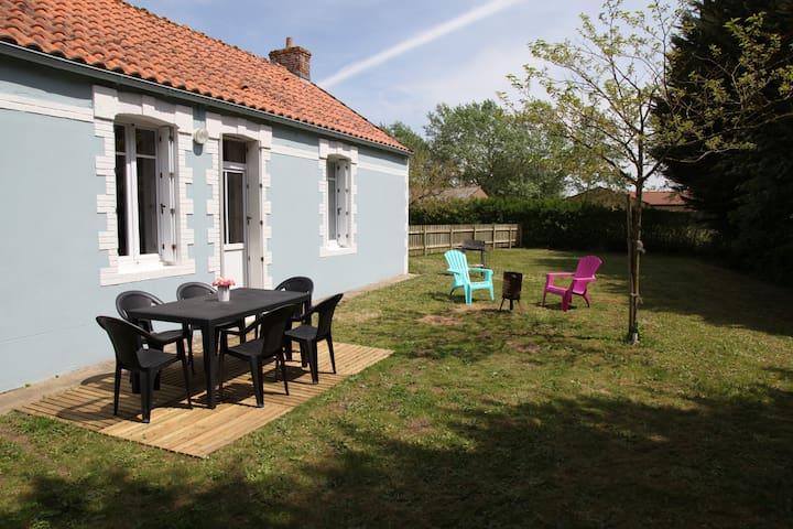 Maison St Brevin au calme 4km plage - Saint-Brevin-les-Pins - Casa